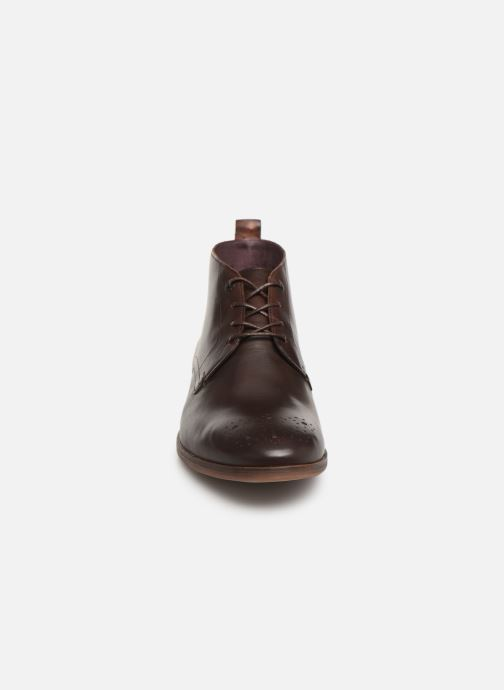 Boots en enkellaarsjes Kickers TAROT Bruin model