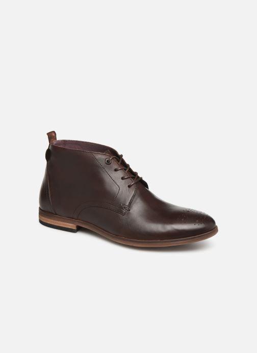 Boots en enkellaarsjes Kickers TAROT Bruin detail