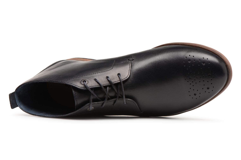 Stiefeletten & Boots Kickers TAROT schwarz ansicht von links