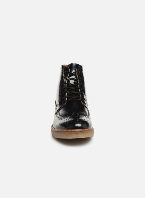 Bottines et boots Kickers OXIMO Noir vue portées chaussures