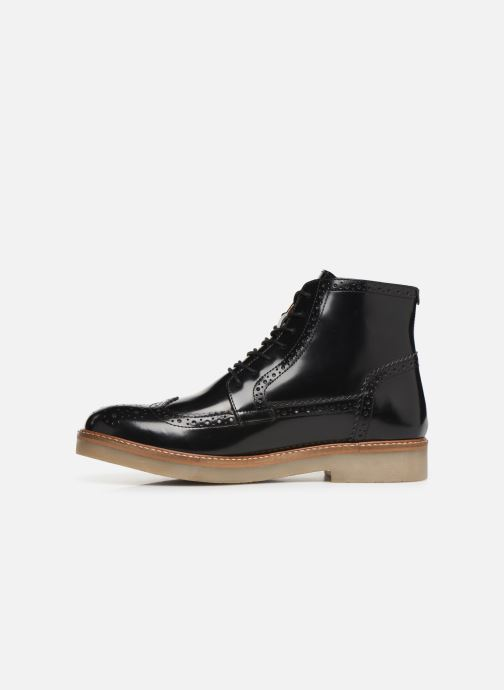 Bottines et boots Kickers OXIMO Noir vue face