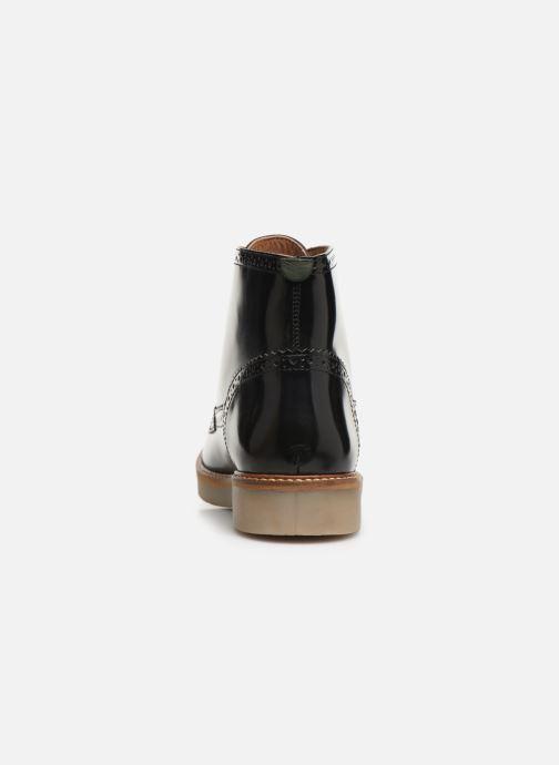 Bottines et boots Kickers OXIMO Noir vue droite