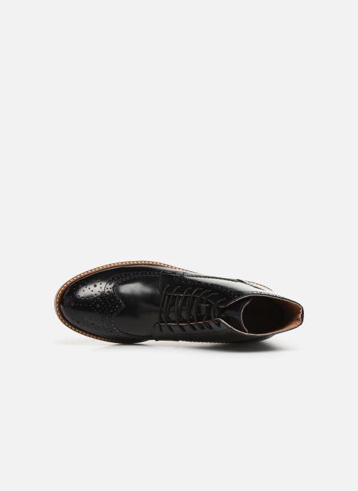 Bottines et boots Kickers OXIMO Noir vue gauche
