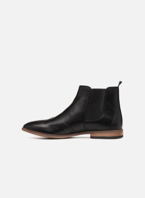 Bottines et boots Kickers TARRAGON Noir vue face