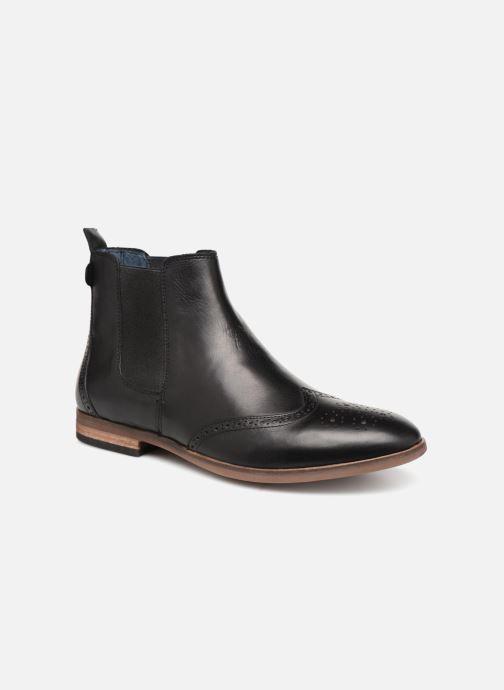 Bottines et boots Kickers TARRAGON Noir vue détail/paire