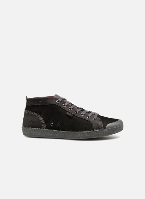 Sneakers Kickers TRIPAD Zwart achterkant