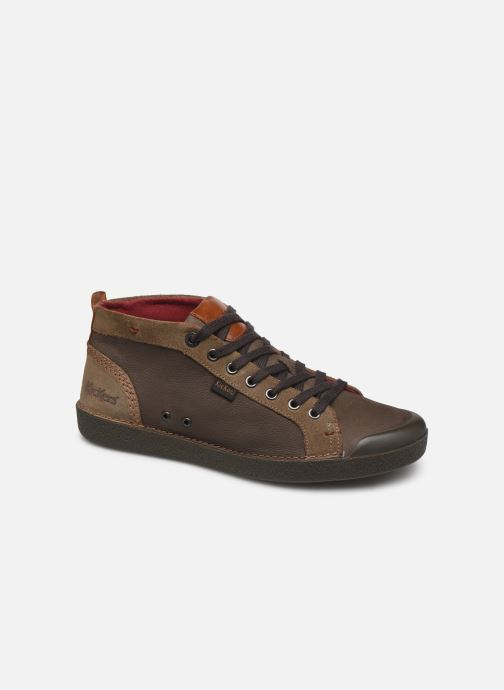 Sneakers Kickers TRIPAD Marrone vedi dettaglio/paio