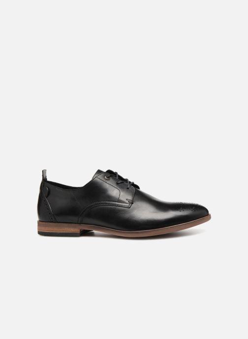 Chaussures à lacets Kickers TARGA Noir vue derrière