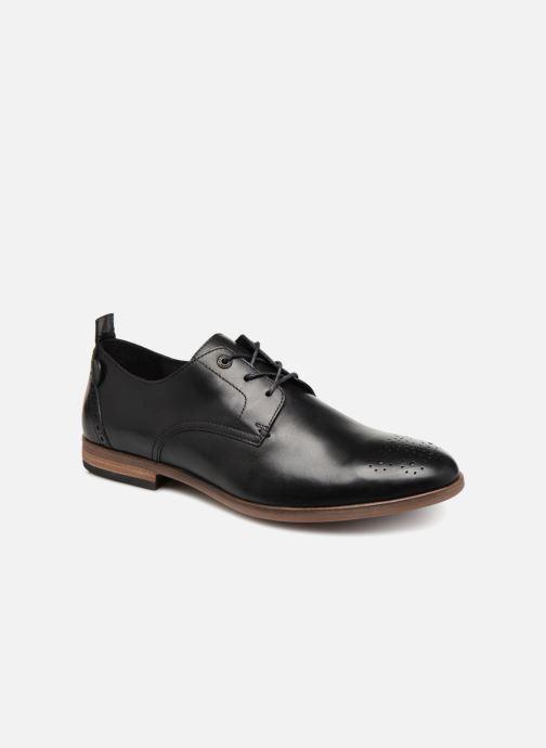 Chaussures à lacets Kickers TARGA Noir vue détail/paire