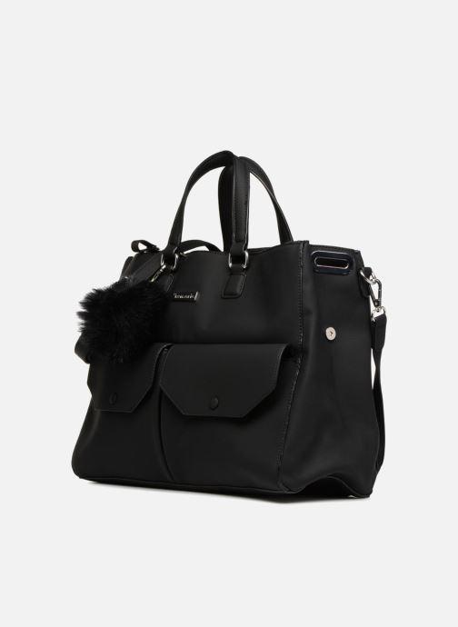 Sacs à main Tamaris Ursetta Business bag Noir vue portées chaussures