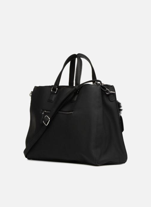 Sacs à main Tamaris Ursetta Business bag Noir vue droite