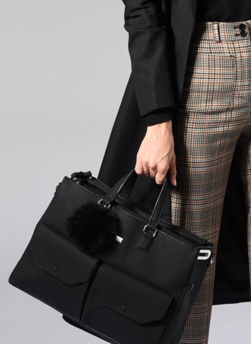 Sacs à main Tamaris Ursetta Business bag Noir vue haut