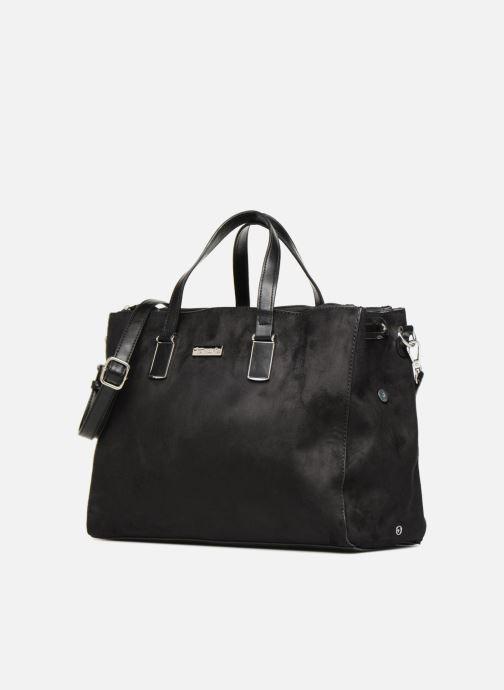 Sacs à main Tamaris Nadine Business Bag Noir vue portées chaussures