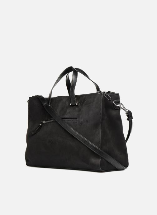 Bolsos de mano Tamaris Nadine Business Bag Negro vista lateral derecha