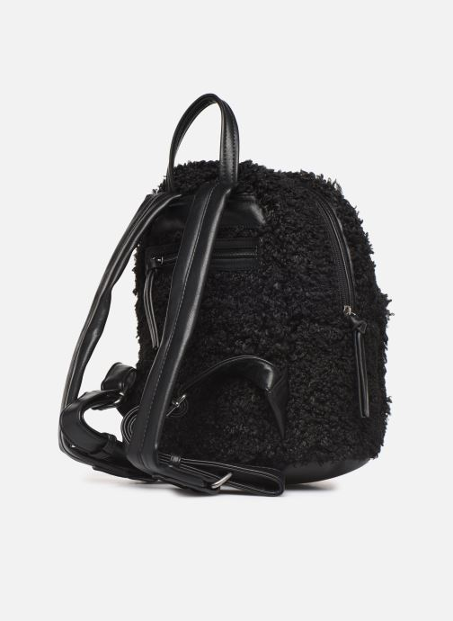 Mochilas Tamaris Volma Backpack Negro vista lateral derecha