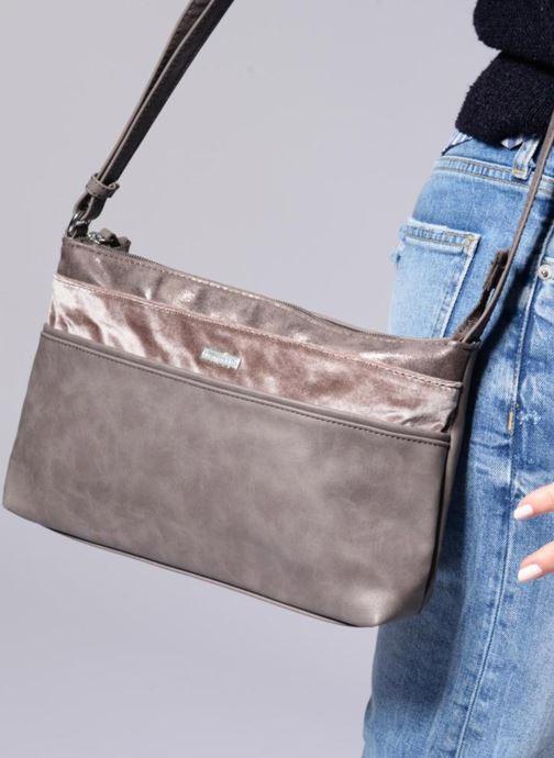 Handtassen Tamaris Khema Crossbody S Bag Zwart boven