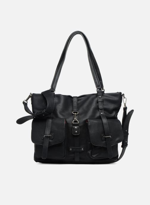 Handtassen Tamaris Bernadette Shopping Bag Zwart detail