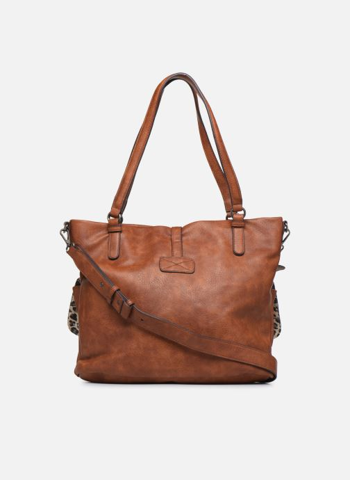 Sacs à main Tamaris Bernadette Shopping Bag Marron vue face