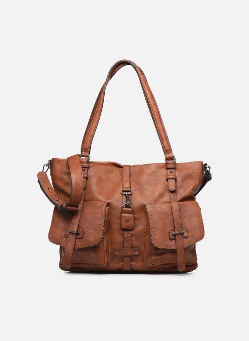 Bolsos de mano Tamaris Bernadette Shopping Bag Marrón vista de detalle / par