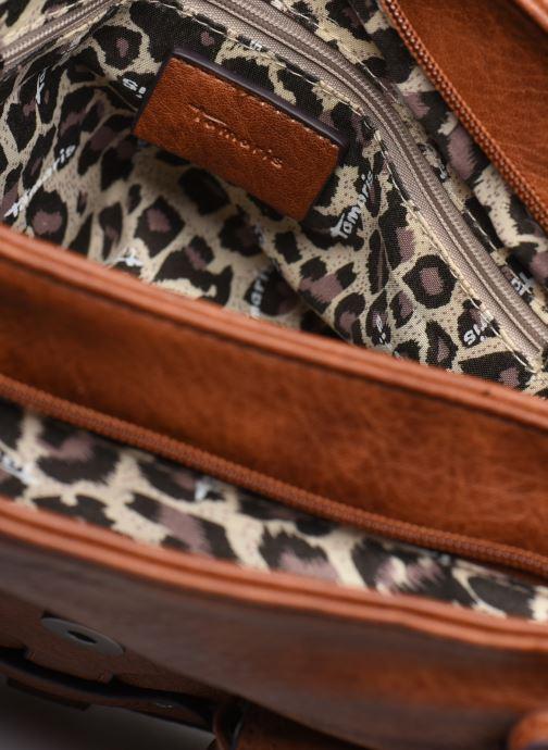 Handtaschen Tamaris Bernadette Shoulder Bag braun ansicht von hinten