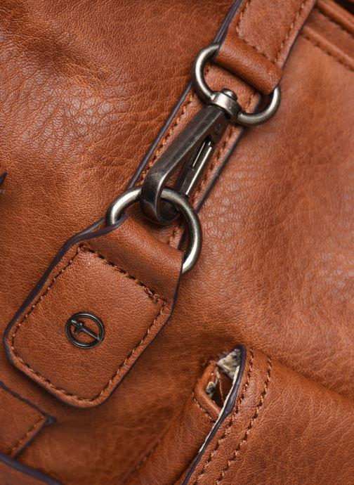 Handtaschen Tamaris Bernadette Shoulder Bag braun ansicht von links