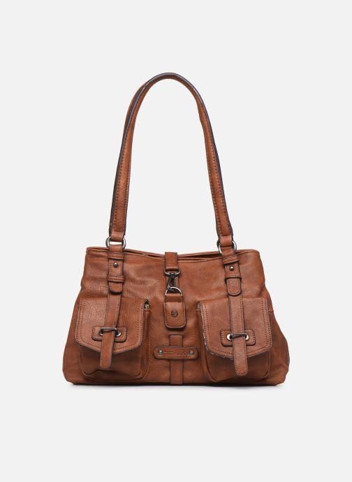 Handtaschen Tamaris Bernadette Shoulder Bag braun detaillierte ansicht/modell