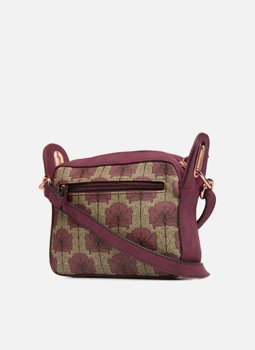 Bolsos de mano Tamaris Fiorella Crossbody Bag Vino vista lateral derecha