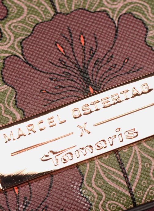 Bolsos de mano Tamaris Fiorella Crossbody Bag Vino vista lateral izquierda