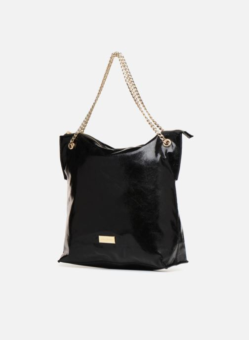 Bolsos de mano Gioseppo Hobo Chaine Negro vista del modelo