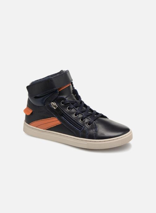 Sneakers P-L-D-M By Palladium Veleda K Blauw detail