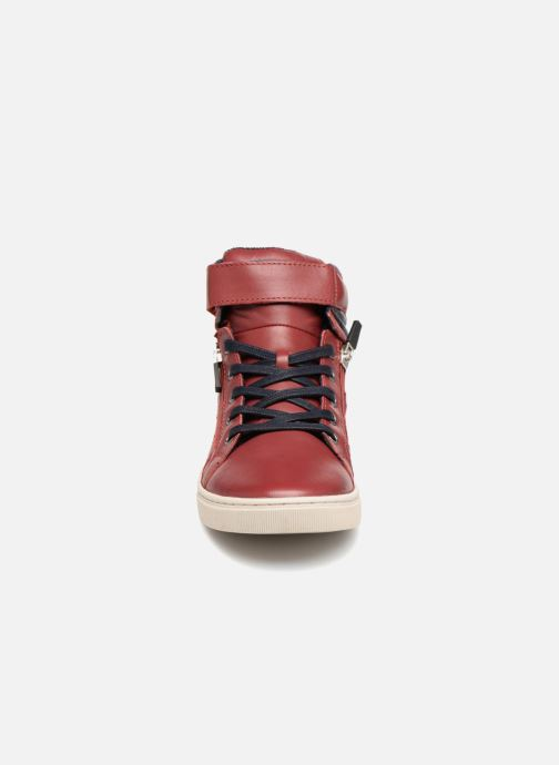 Sneaker P-L-D-M By Palladium Veleda K rot schuhe getragen