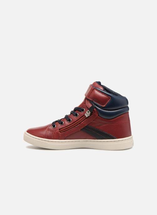 Sneaker P-L-D-M By Palladium Veleda K rot ansicht von vorne