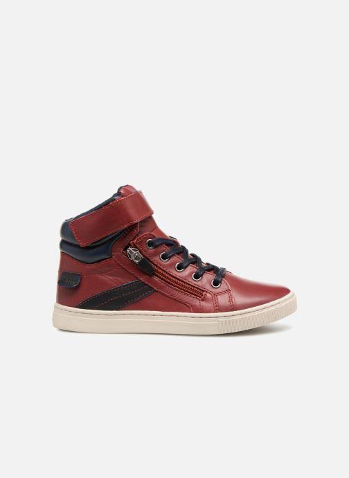 Sneaker P-L-D-M By Palladium Veleda K rot ansicht von hinten