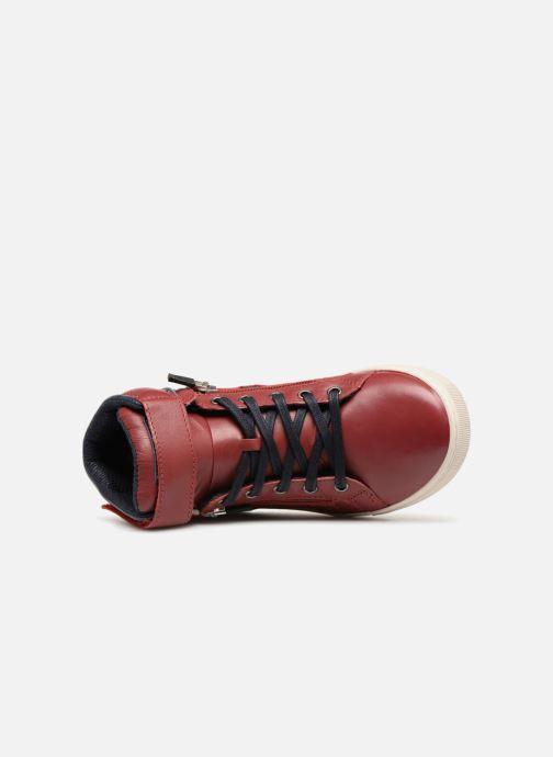 Sneaker P-L-D-M By Palladium Veleda K rot ansicht von links