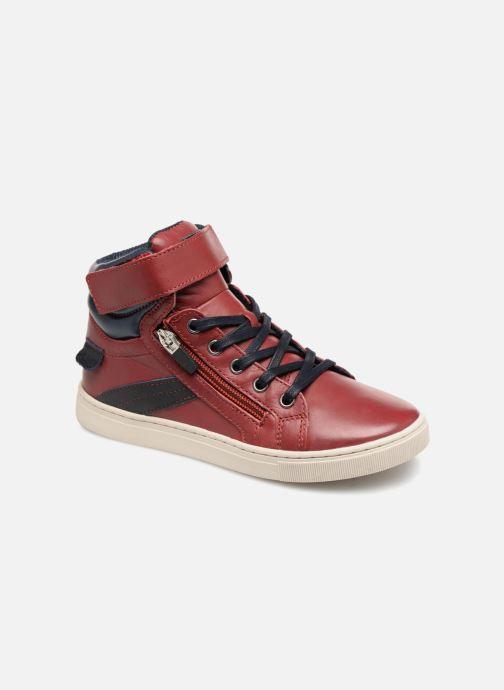 Sneaker P-L-D-M By Palladium Veleda K rot detaillierte ansicht/modell