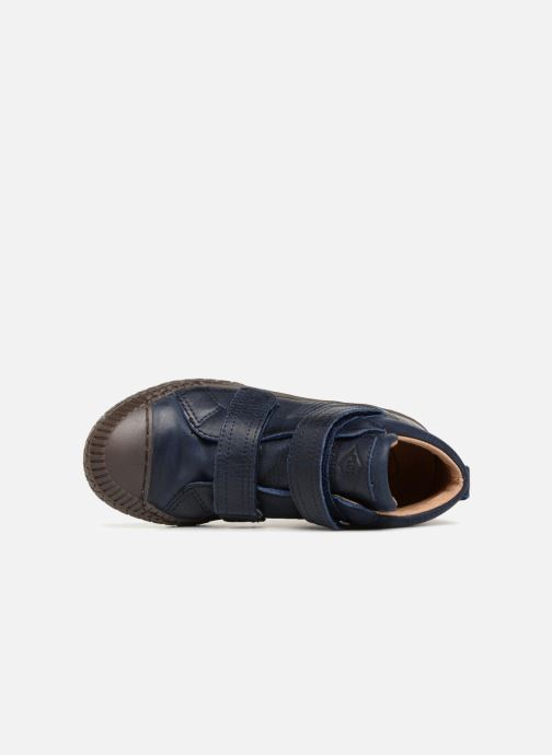 Baskets P-L-D-M By Palladium Tilik K Bleu vue gauche