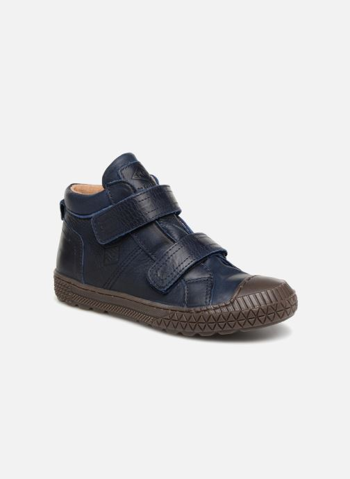 Sneakers P-L-D-M By Palladium Tilik K Blauw detail