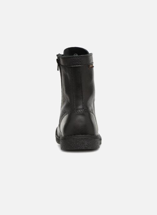 Bottines et boots Kickers KICKSTONERY Noir vue droite