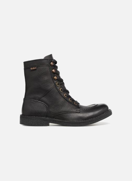 Bottines et boots Kickers KICKSTONERY Noir vue derrière