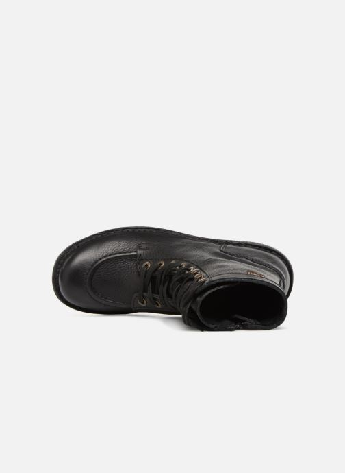 Boots en enkellaarsjes Kickers KICKSTONERY Zwart links