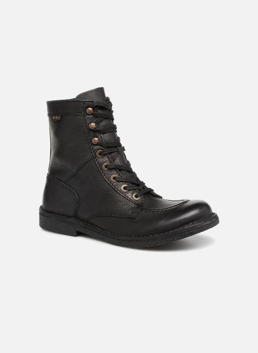 Bottines et boots Kickers KICKSTONERY Noir vue détail/paire