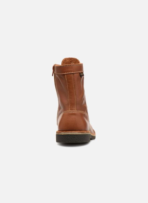Kickers Kickstonery (marron) - Bottines Et Boots Chez