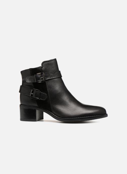 Bottines et boots Georgia Rose Raspail Soft Noir vue derrière