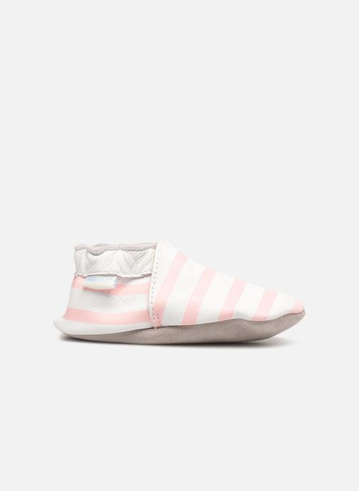 Pantofole Robeez BEACH Rosa immagine posteriore