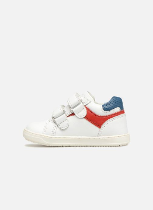 Trainers Chicco GIAN White front view