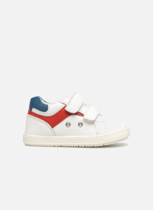 Trainers Chicco GIAN White back view