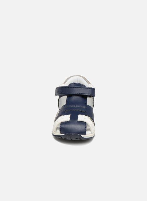 Sandales et nu-pieds Chicco GRISSINO Bleu vue portées chaussures
