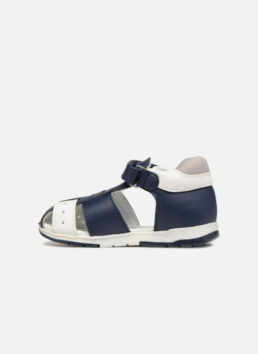 Sandales et nu-pieds Chicco GRISSINO Bleu vue face