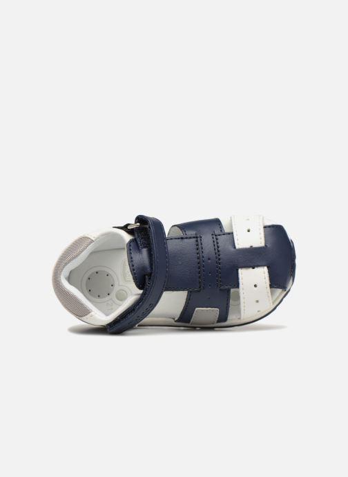 Sandales et nu-pieds Chicco GRISSINO Bleu vue gauche