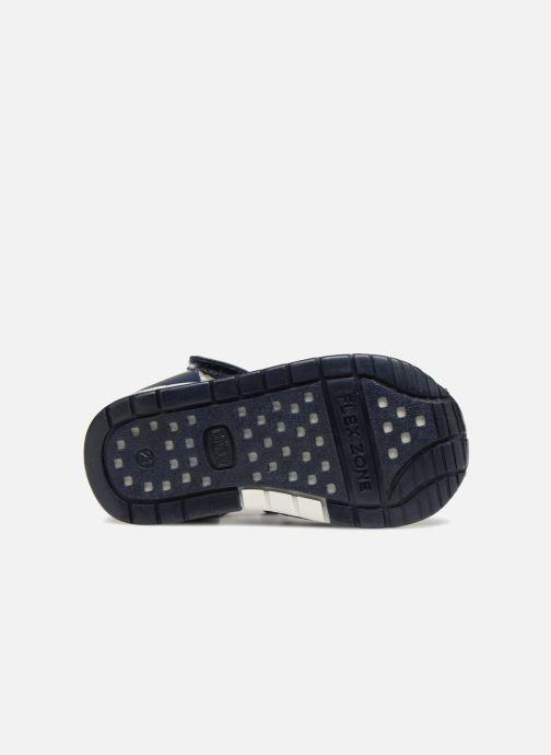 Sandales et nu-pieds Chicco GRISSINO Bleu vue haut